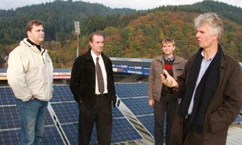 Возобновляемая энергия, эффективность использования энергии и защита окружающей среды: делегация из Ставропольского края посещает юг Германии