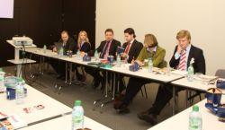 """Runder Tisch """"Kooperationsmöglichkeiten im Vertrieb von Süßwaren in Europa"""""""