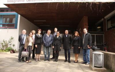 Inklusion in Aserbaidschan: deutsche Unterstützung gesichert