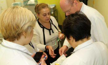 Hospitationsreihe für Mediziner der Republik Tatarstan
