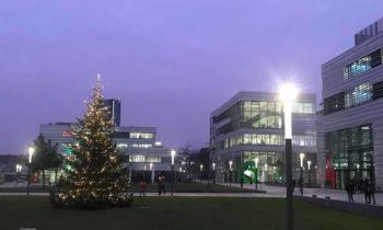Vertreter der Uralischen Föderalen Universität Jelzin besucht Hochschule Düsseldorf