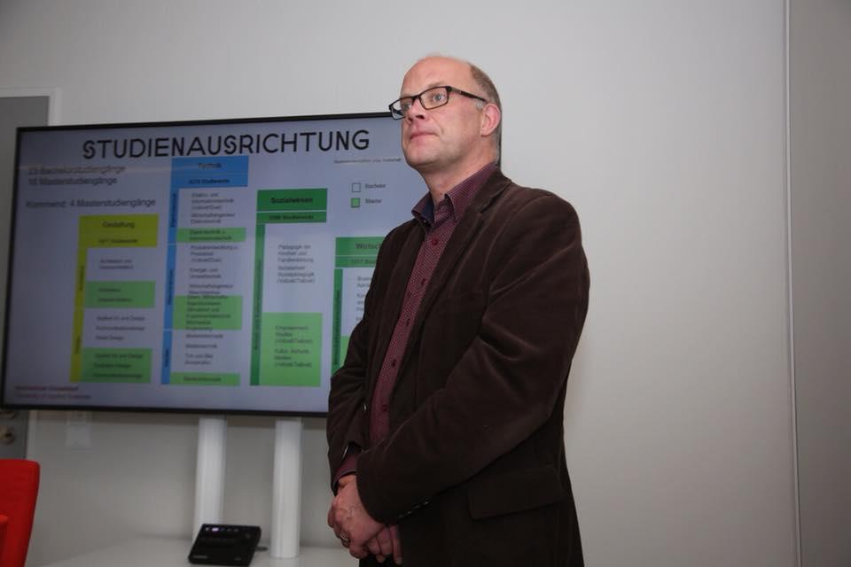 Изучение методических и организационных аспектов работы европейских университетов