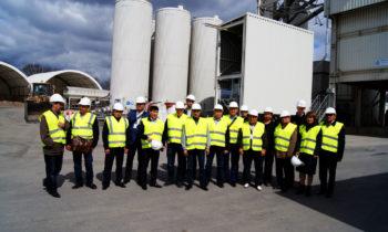 Energieeffizientes Bauen: Bauunternehmer aus Kasachstan besuchen Deutschland