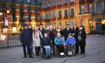 Gelebte Inklusion: Russland und Kasachstan lernen von Düsseldorf