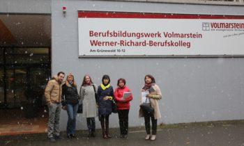 """Seminar """"Ausbildung und Integration ins Arbeitsleben von Menschen mit Behinderung"""""""