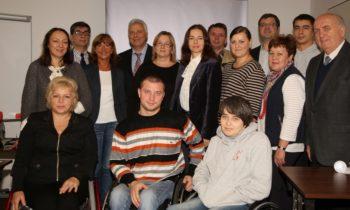 """Projekt """"Die Rolle und der Stellenwert von Selbsthilfeorganisationen für Menschen mit Behinderung in Bezug auf die Gewährleistung ihrer vollständigen sozialen Integration"""""""