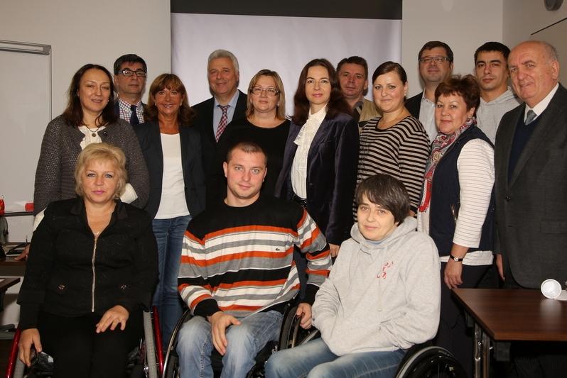 """Проект """"Роль и место общественных организаций самопомощи инвалидов в обеспечении их полноценной социальной интеграции"""""""