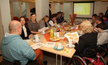 Dialog als Schlüssel zur Verständigung: Internationale Vertreter der Behindertenorganisationen besuchen Düsseldorf und Ratingen