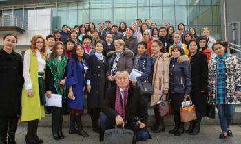 Studienreise nach Korea: Naturwissenschaftliche Fächer auf Englisch