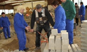 Fortbildungsreihe für Berufsbildungspersonal: Schweißen in Deutschland, kochen in Italien