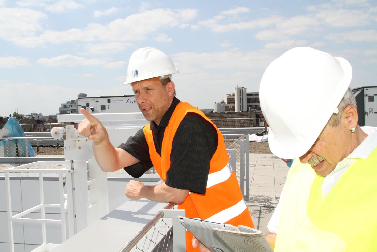 Российские специалисты изучают опыт Германии в строительстве университетских кампусов и строительстве энергоэффективных зданий и сооружений