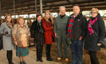 Qualitätsmanagement in der Milch- und Viehwirtschaft: Agrarexperten aus Russland besuchen Deutschland und die Niederlande