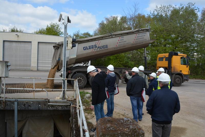 Стажировка «Современные технологии производства и укладки цементобетонных смесей в Германии»