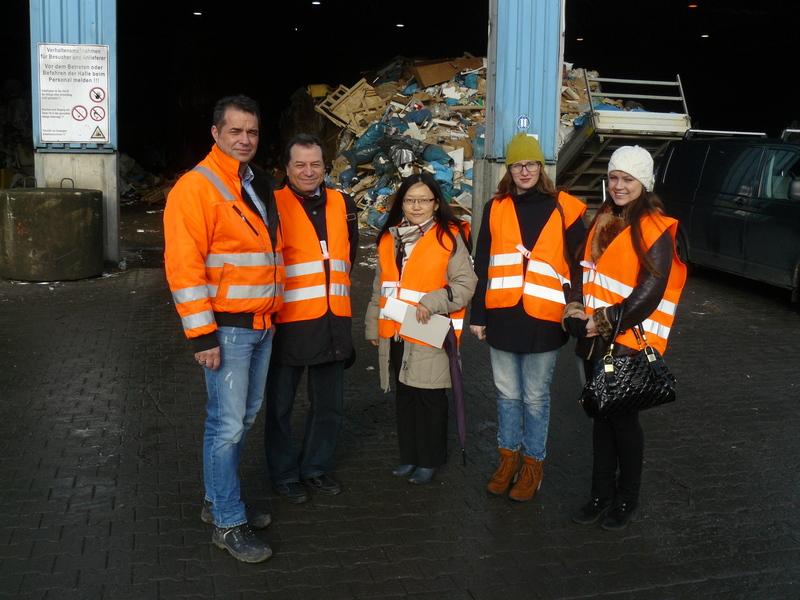 Стажировка «Обеспечение экологической безопасности при работах в области обращения с опасными отходами»