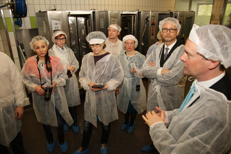 Стажировка по теме «Организация работы предприятий общественного питания в Германии»