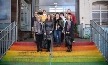 Московские учителя посетили Дюссельдорф