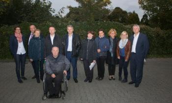 Das Projekt zur Förderung der sozialen Rehabilitation von Rollstuhlfahrern in der Region Gomel (Republik Belarus) erfolgreich abgeschlossen