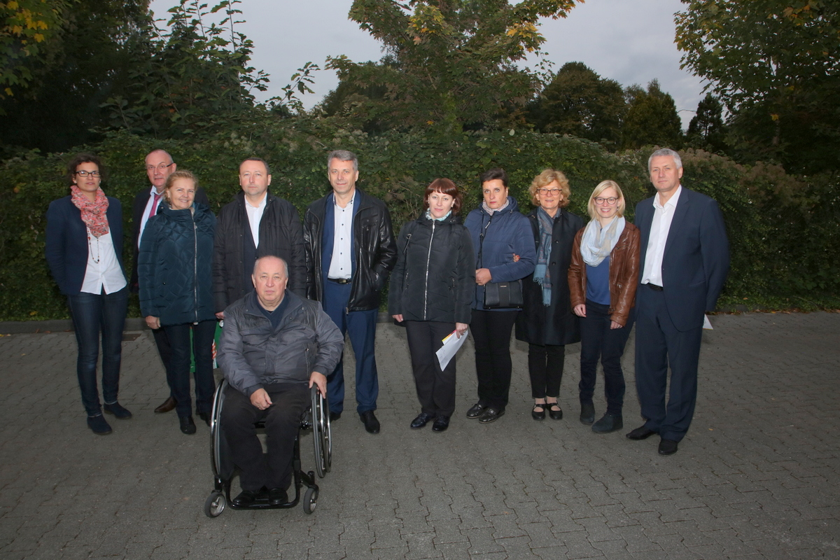 The project for social rehabilitation of wheelchair users in the Gomel Region (Belarus) successfully completed