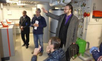 Seminarreihe Energieeffizientes Bauesn