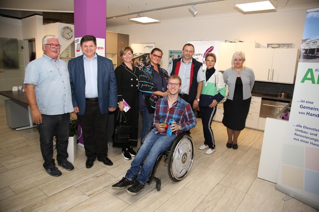 Rehabilitationsmaßnahmen für Menschen mit Behinderungen