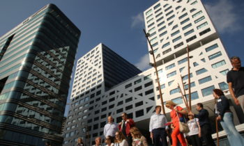 Smart City – современная концепция управления территориями в европейских странах