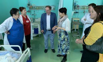 Expertenreise nach Kasachstan im Rahmen des Weltbank-Projektes