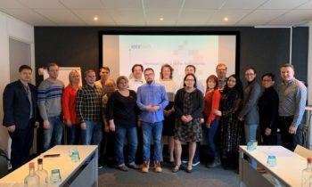 Vertreter der Wahlkommission der Region Moskau besuchten Deutschland und die Niederlande